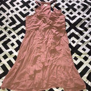 Ruffled Summer Dress 🌻